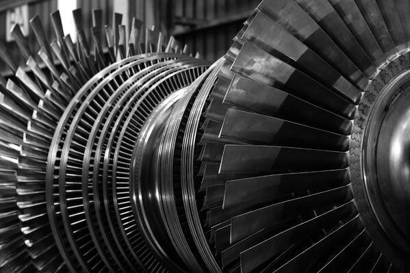 Axial Gas Turbine
