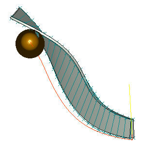 Flank milling of twisted ruled surface-MAX-PAC