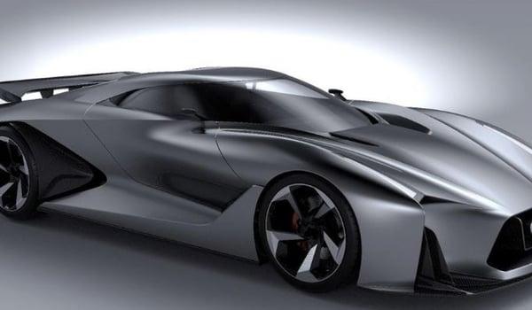 Future hybrid car