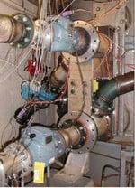 Pogo test rig for rockets at Concepts NREC
