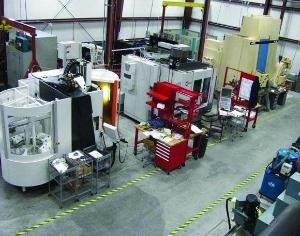 Product Center Floor