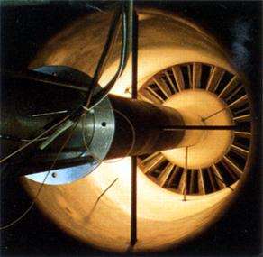 Wind Tunnel Test Rig