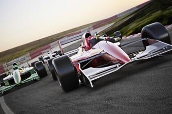 F1 Race car