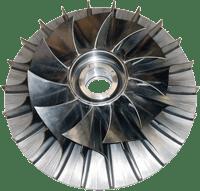 Turbine_for_Turbocharger