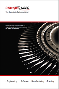 Concepts NREC's corporate brochure