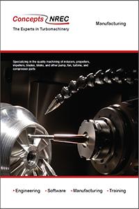 Concepts NREC Manufacturing Brochure
