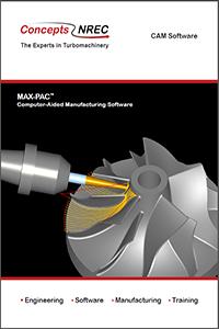 MAX-PAC CAM Software Brochure