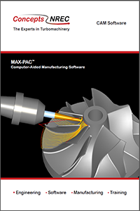 MAX-PAC CAM Software Brochure