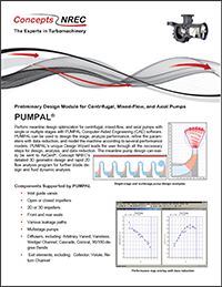 PUMPAL Data Sheet