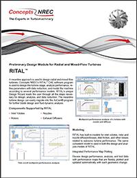 RITAL Data Sheet