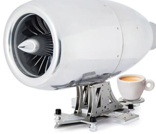 Jet Engine coffee machine-1