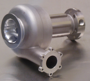 Motor driven cryogenic propellant pump