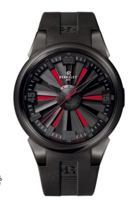 Perrelet Turbine Watch