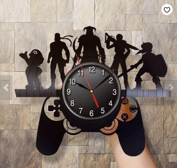 gamer clock