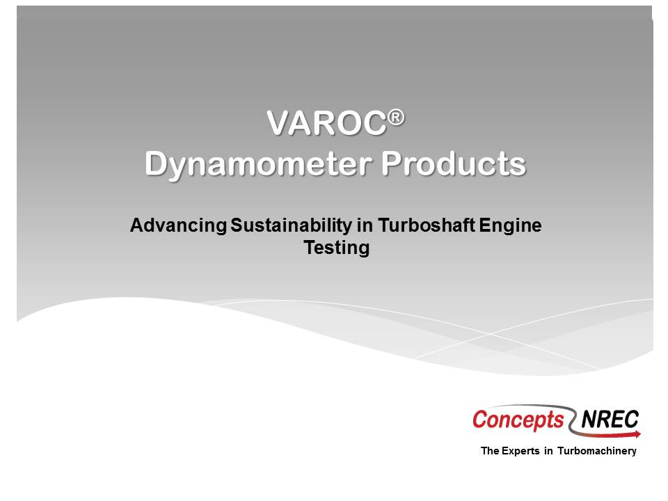 Introduction to VAROC Air Dynamometers