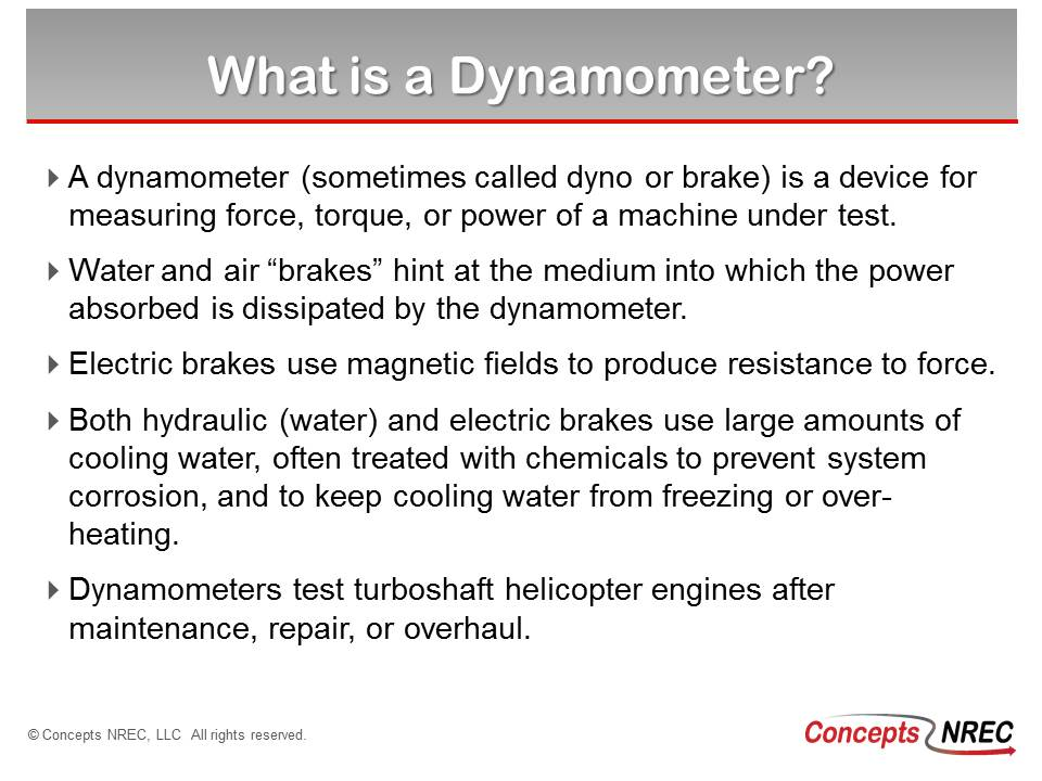 What is a Dynamometer?